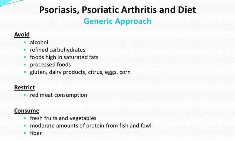 Psoriatic arthritis diet pictures 2